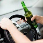 В 2021 на дорогах Бахмута поліцейські зупинили понад 170 нетверезих водіїв