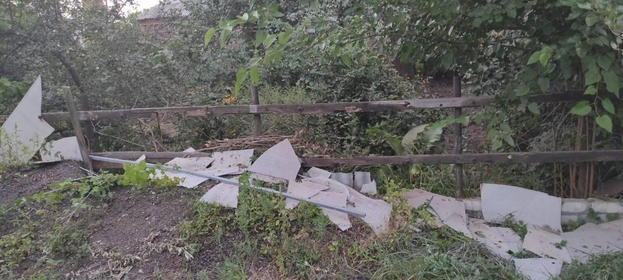 цивільне помешкання наслідки обстрілу на Донбасі