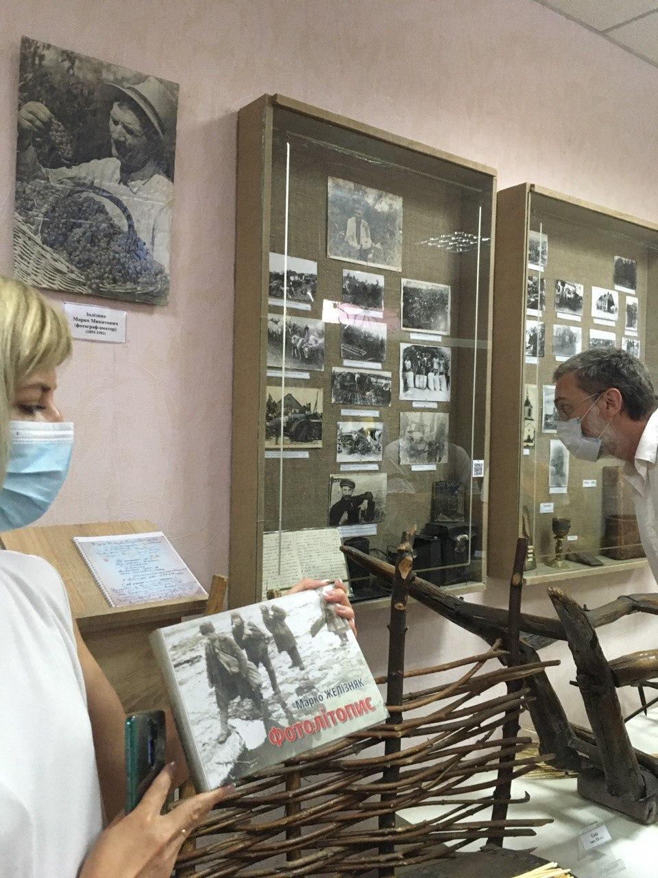 екскурсія у Покровському музеї