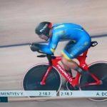 Велогонщик из Донетчины завоевал бронзу на Паралимпиаде-2020