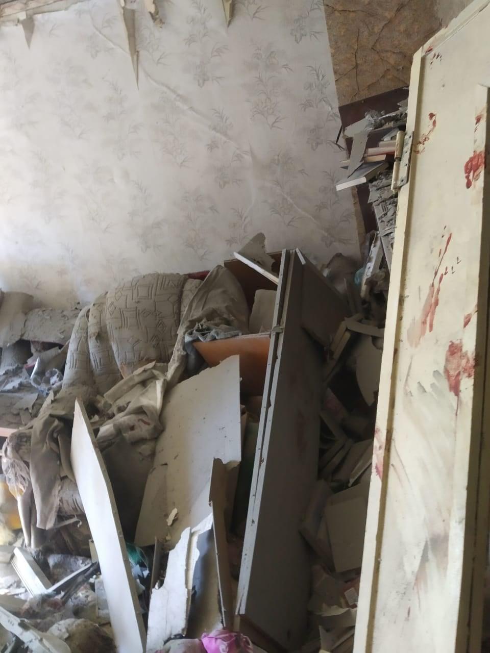 Боевики обстреляли Красногоровку Донецкой области, ранен местный житель