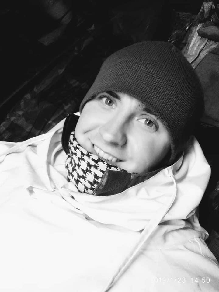 На Донбассе погиб военный из Сумщины Ярослав Семеняка