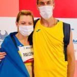 Бахмутчанка Юлия Павленко завоевала бронзовую медаль Паралимпиады в Токио