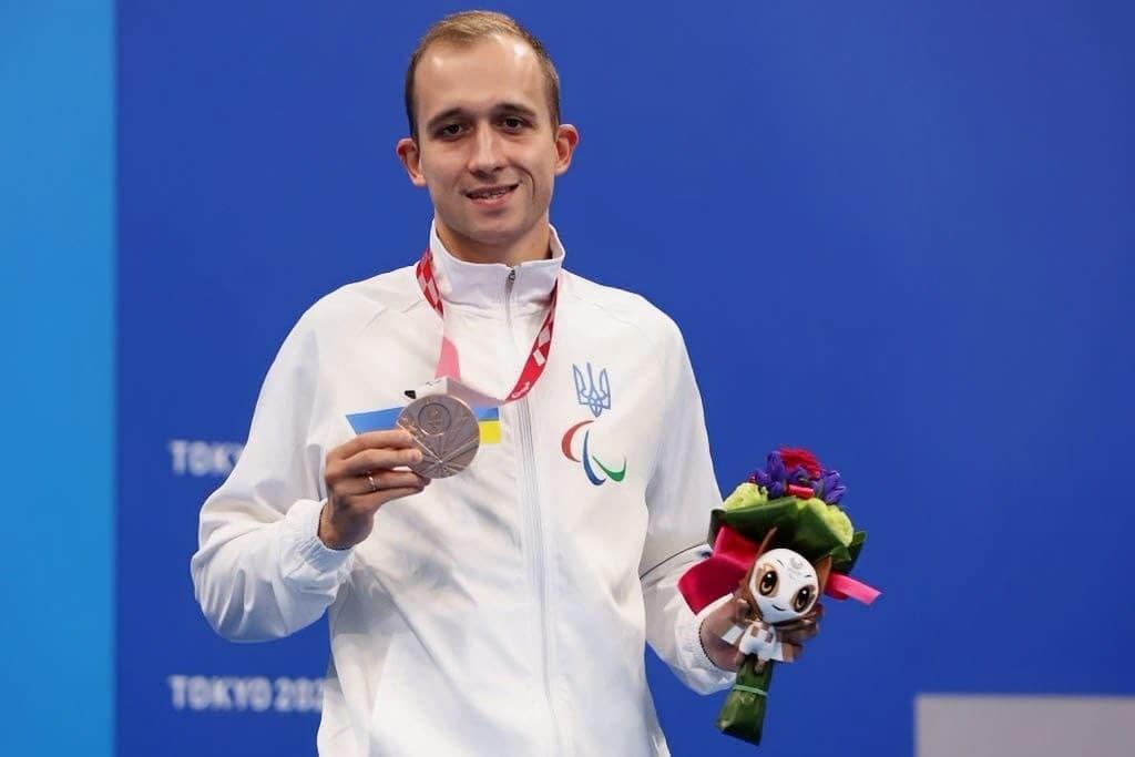 Паралімпійці з Донеччини принесли Україні золоту та бронзову медалі