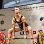 """Важить 53, а підняв 155.5 кг. Бахмутянин завоював """"срібло"""" на Чемпіонаті Європи з паверліфтингу"""