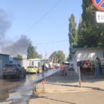 Через артилерійський обстріл околиць Авдіївки туди 3 дні не будуть ходити потяги