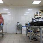 Пятый месяц без холодильной камеры. Новое оборудование в бахмутский морг обещают привезти на этой неделе (ФОТО)
