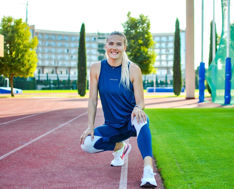 Легкоатлетка Виктория Ткачук, которая представляет Донбасс в сборной Украины на Олимпийских играх в Токио, впервые в своей карьере пробилась в финальные забеги этих соревнований