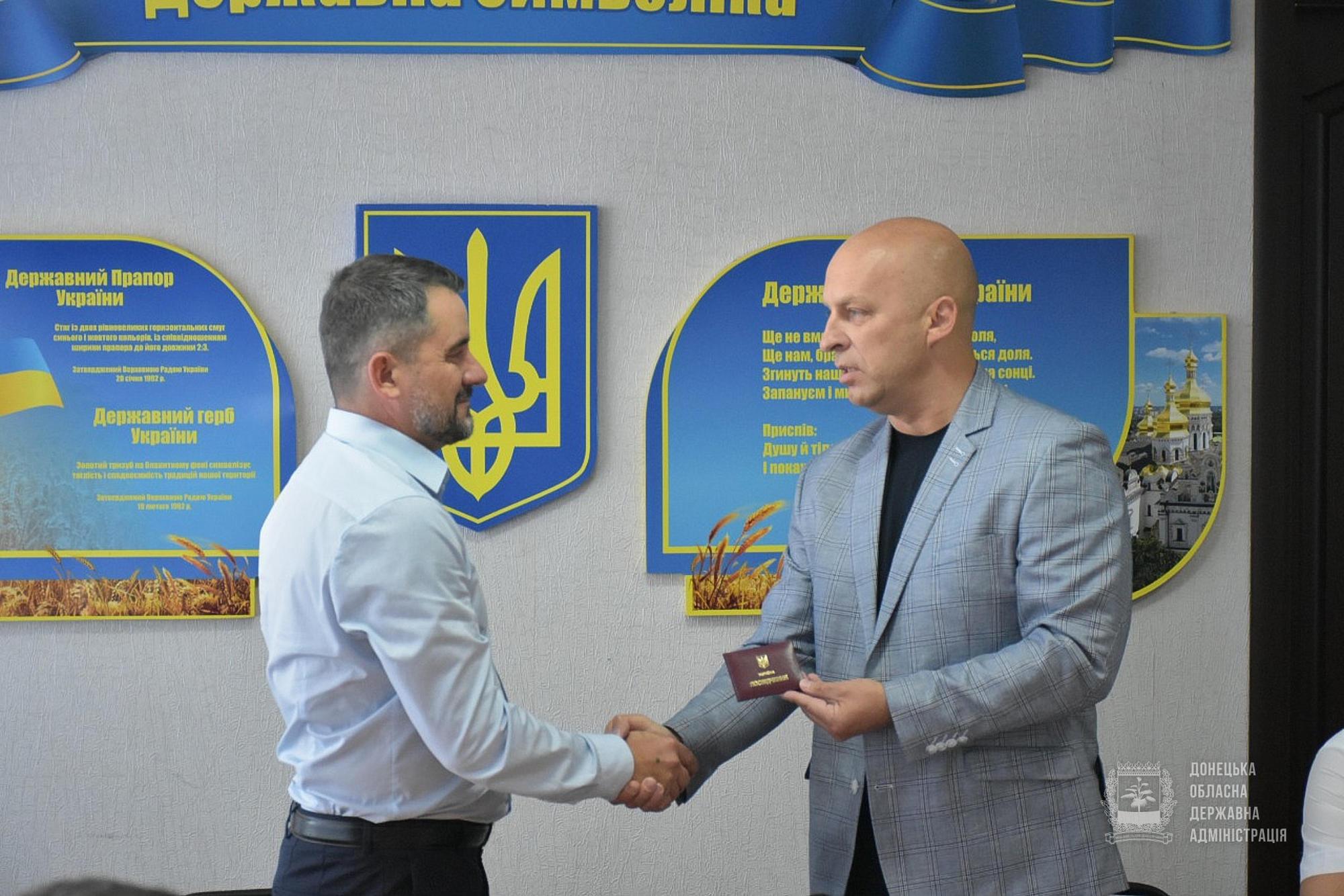 Вадим Лях став головою Слов'янської ВЦА