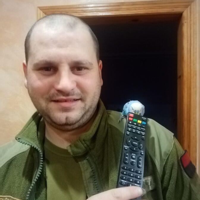 Під час боїв на передовій у понеділок загинув військовий Роман Задорожний (ФОТО)