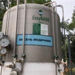 У Світлодарській лікарні побудують кисневу станцію. Її вистачить на всіх пацієнтів