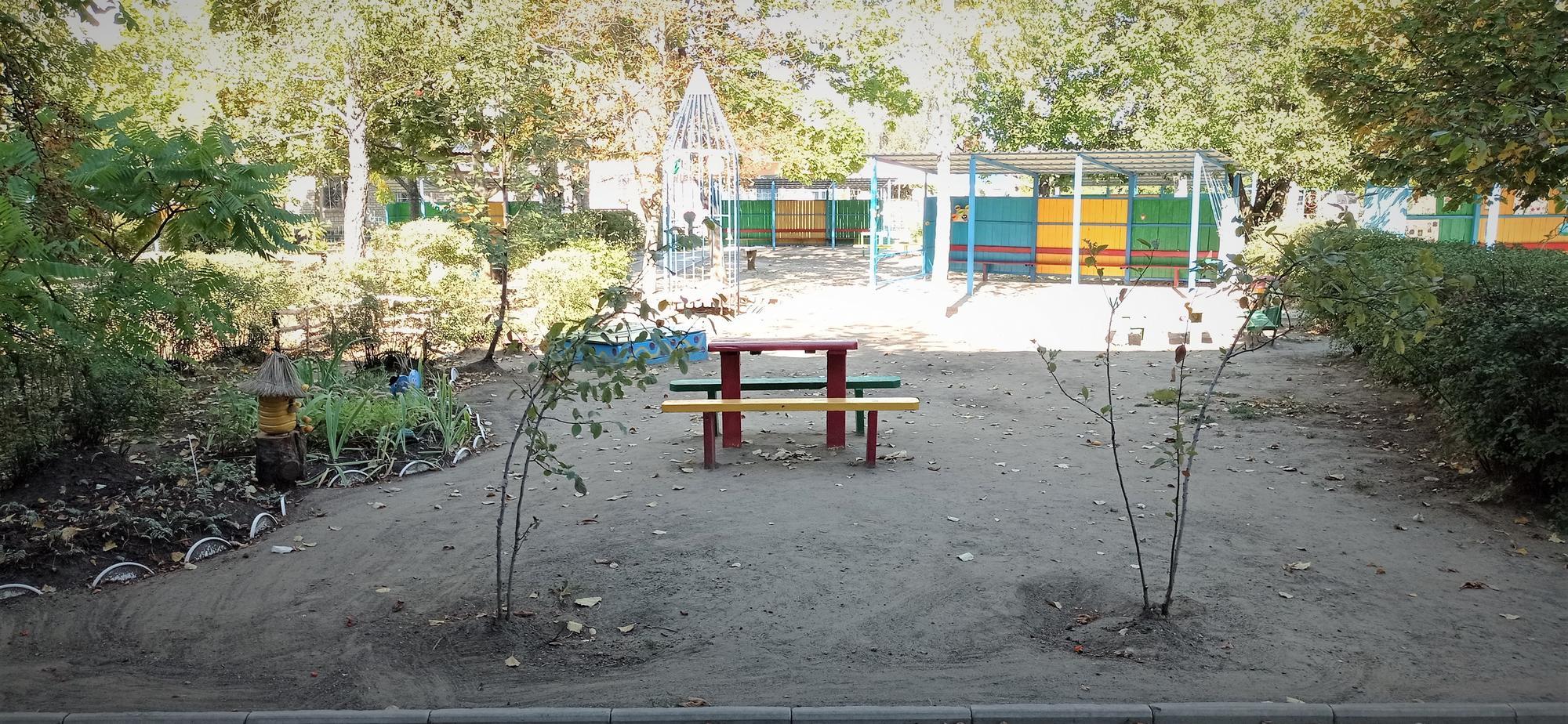 дитячий садок Світлячок у Бахмуті