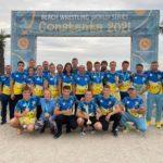 Спортсменки з Бахмута стали найкращими на Чемпіонаті світу з пляжної боротьби (ВІДЕО)