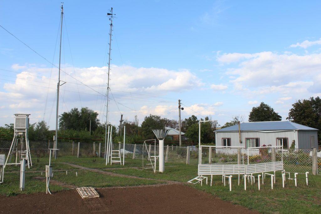 У Бахмуті метеорологи відзначили 135-річчя спостережної станції