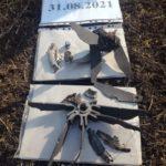Бойовики вдарили по околицях Красногорівки з мінометів. Постраждалих немає (ФОТО, ОНОВЛЕНО)