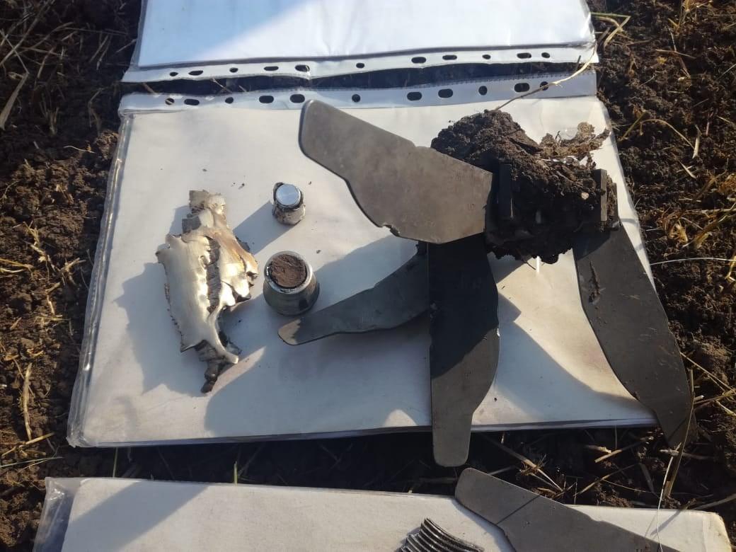 Боевики обстреляли окрестности Красногоровки