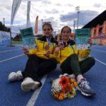 """Бігла майже добу: спортсменка з Бахмута виграла """"золото"""" на Чемпіонаті Європи з рогейну"""