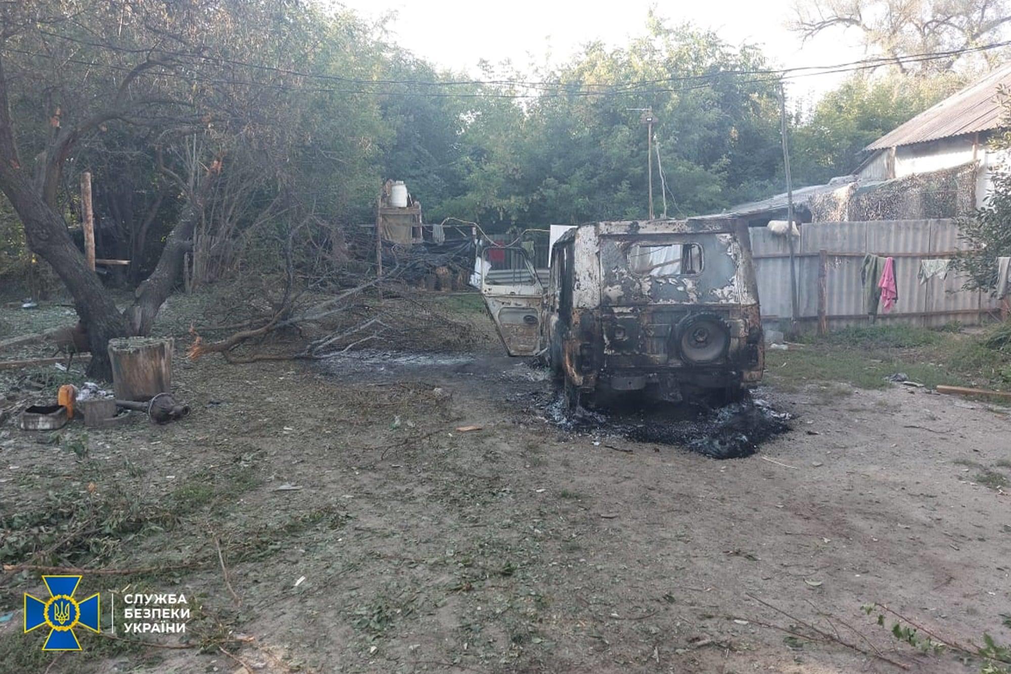 Бойовики обстріляли оперативників СБУ неподалік від лінії зіткнення на Луганщині
