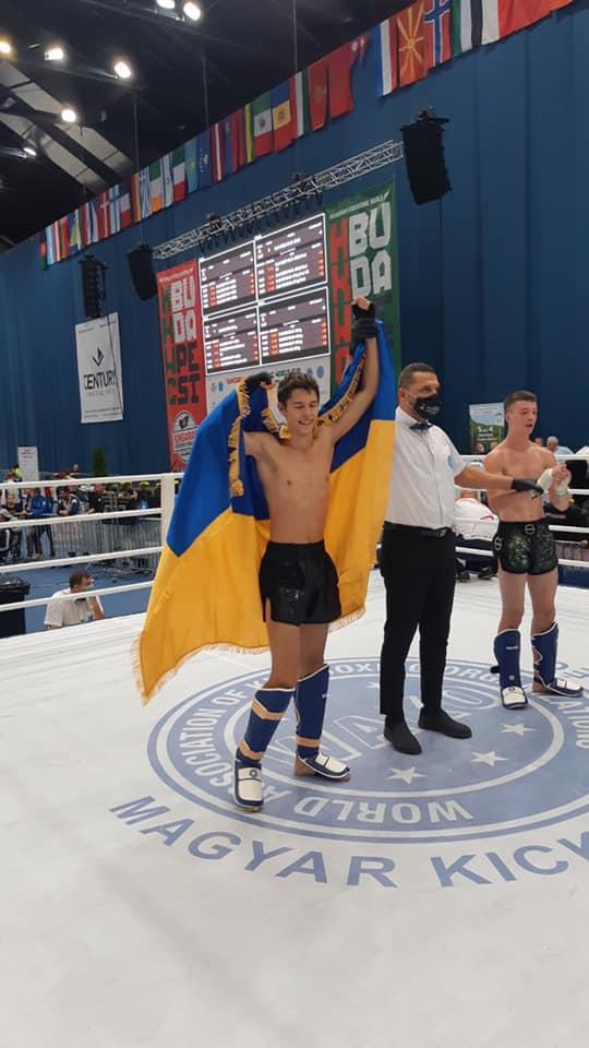 Спортсмены из Донецкой области стали лучшими на Кубке мира по кикбоксингу