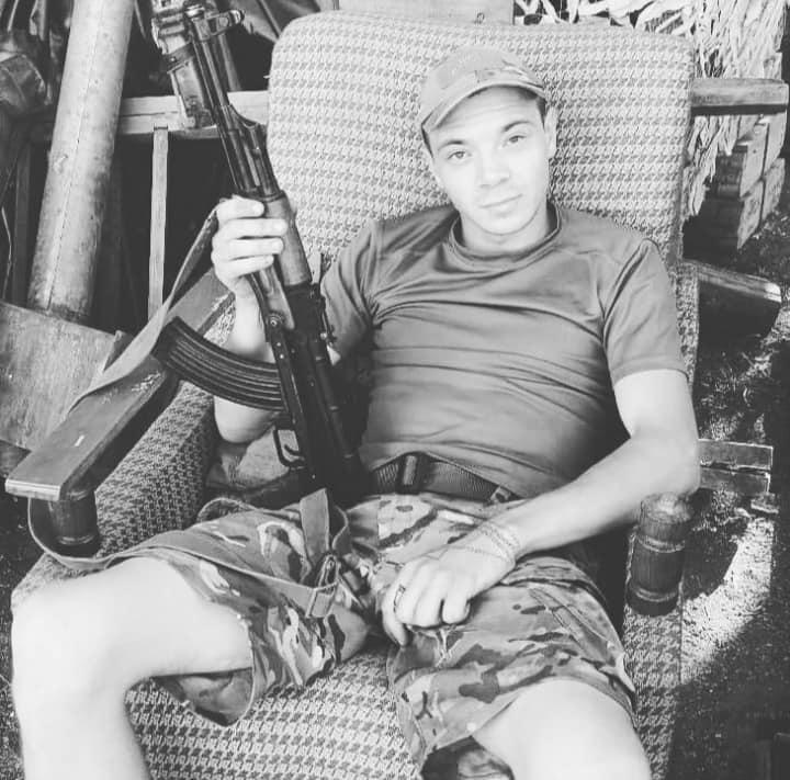 13 вересня від кулі бойовиків загинув військовий зі Львівщини. Йому було 24