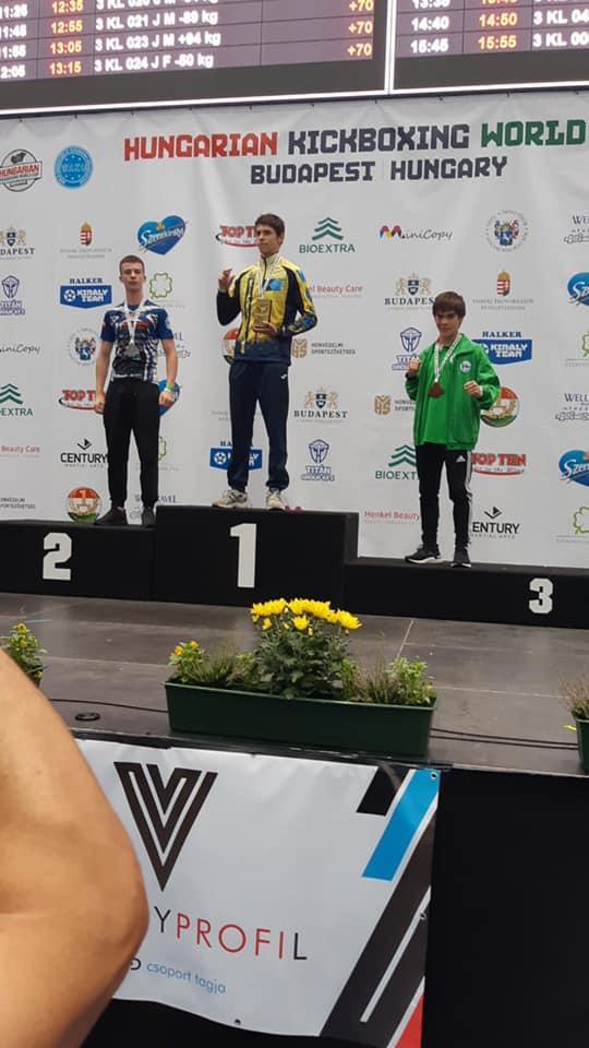 Спортсмени з Донеччини стали найкращими на Кубку світу з кікбоксингу