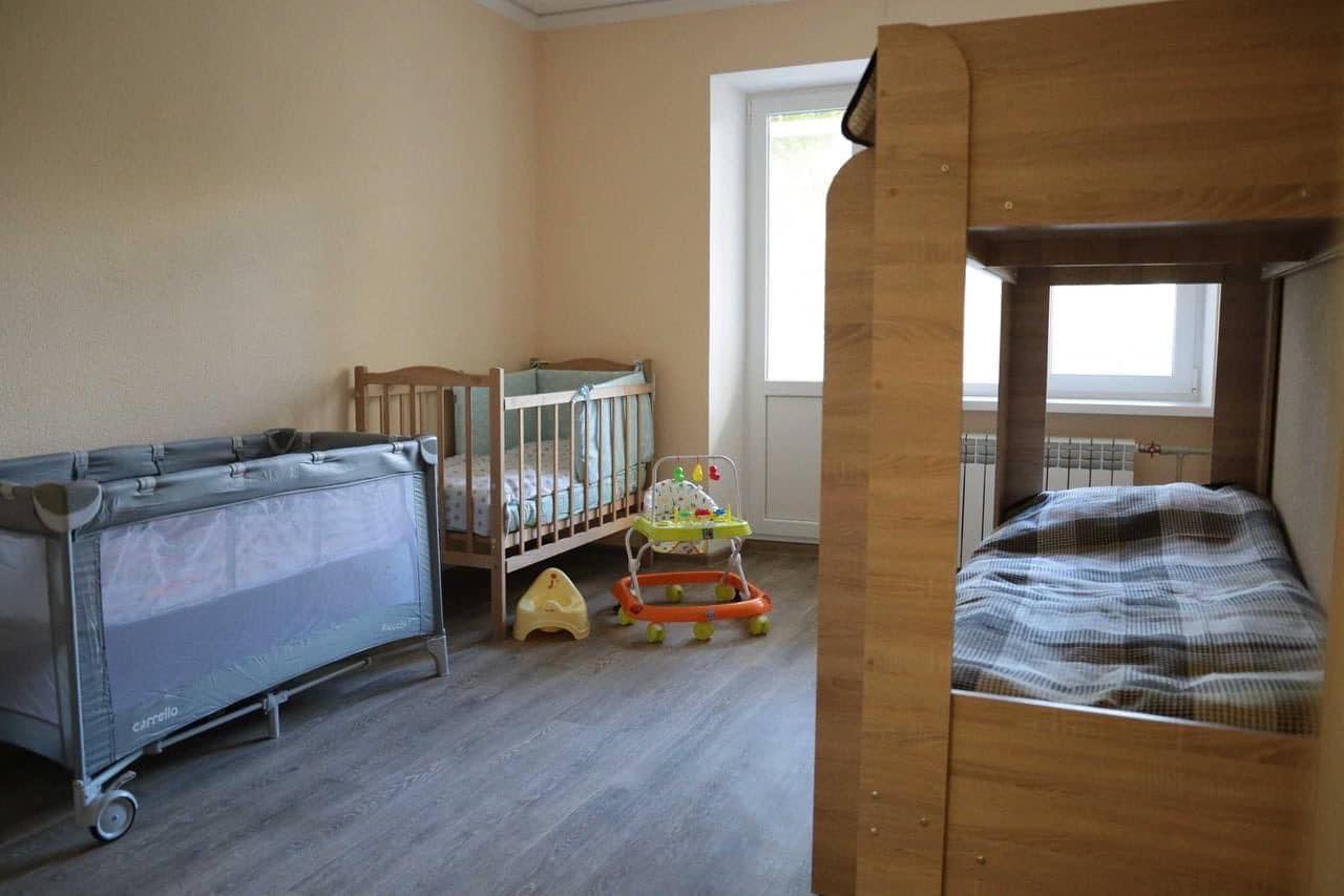 У Сєвєродонецьку відкрили притулок для жінок з дітьми у скруті