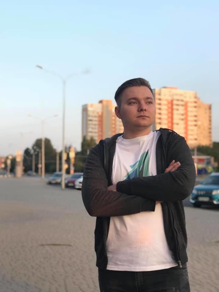 активіст Дмитро Браславський