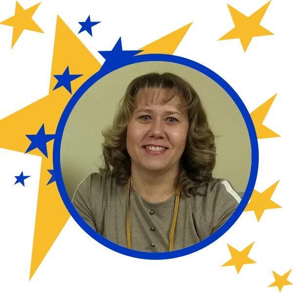 учитель Татьяна Глебова из Мариуполя