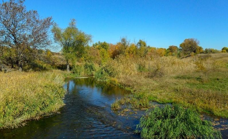 река Казенный Торец
