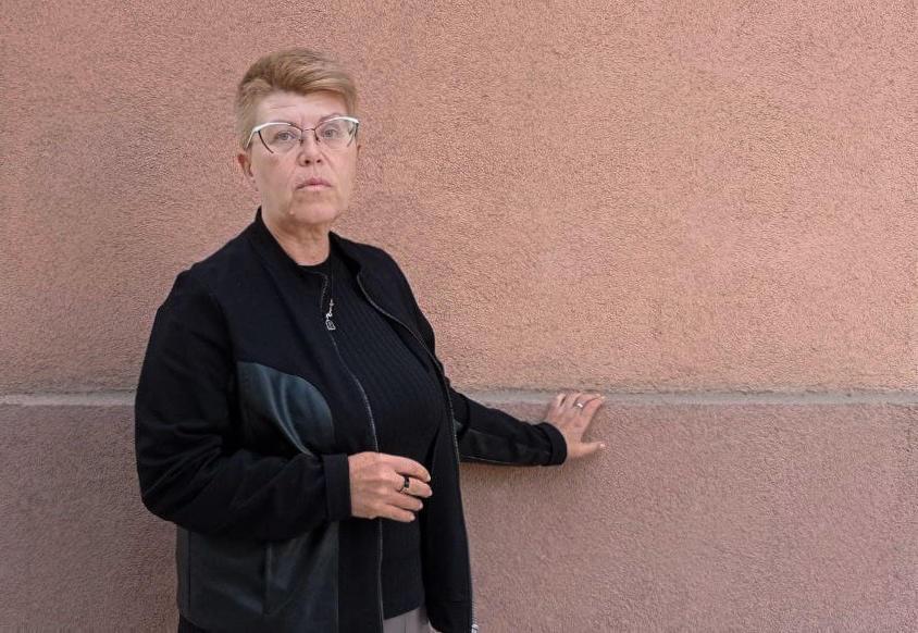 директорка Бахмутського музею Олена Смирнова