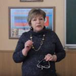 """Вчителька, яка працювала в """"освіті ДНР"""", влаштувалася у виш-переселенець (ФОТО, ВІДЕО)"""