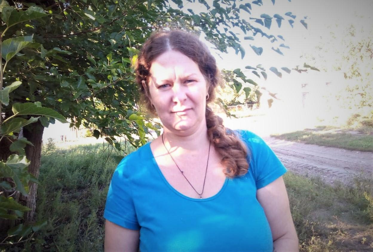 Ольга Давишняя из Северска