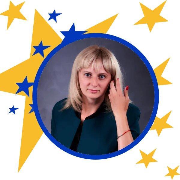 вчителька Маргарита Сорока з Лисичанська