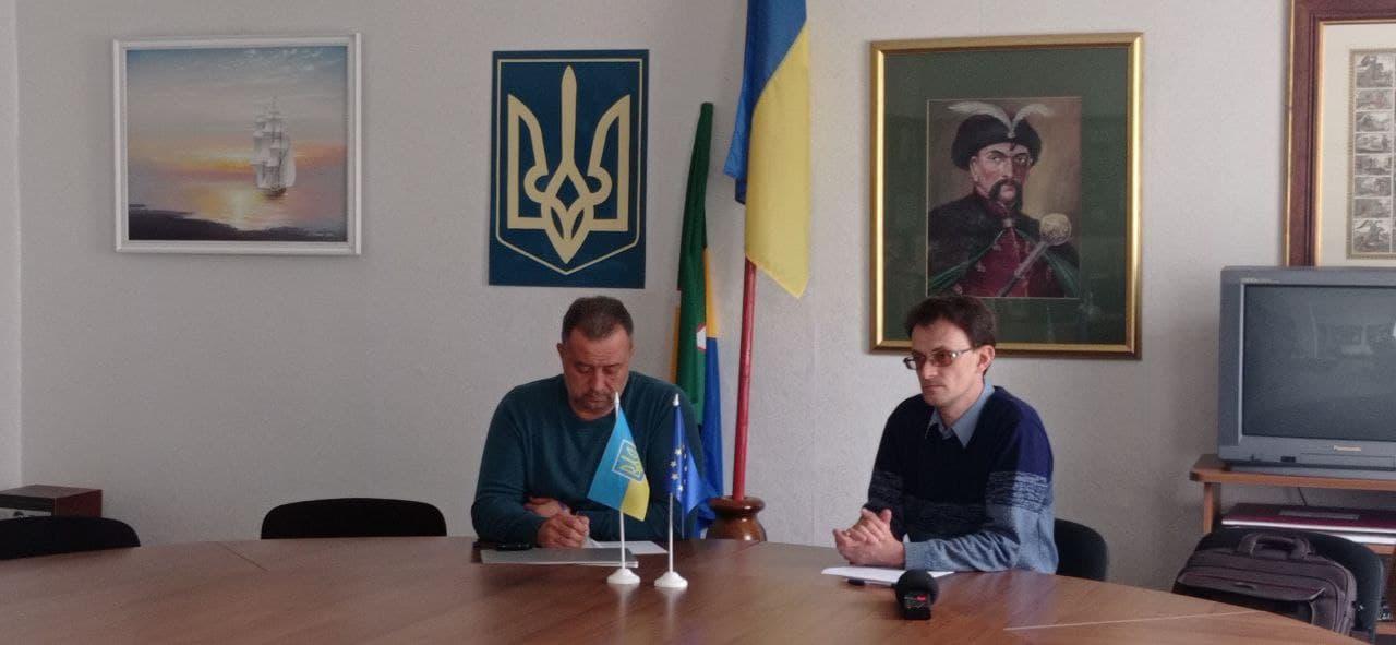 Руслан Макарович та Валерій Богуненко з Часів Яра