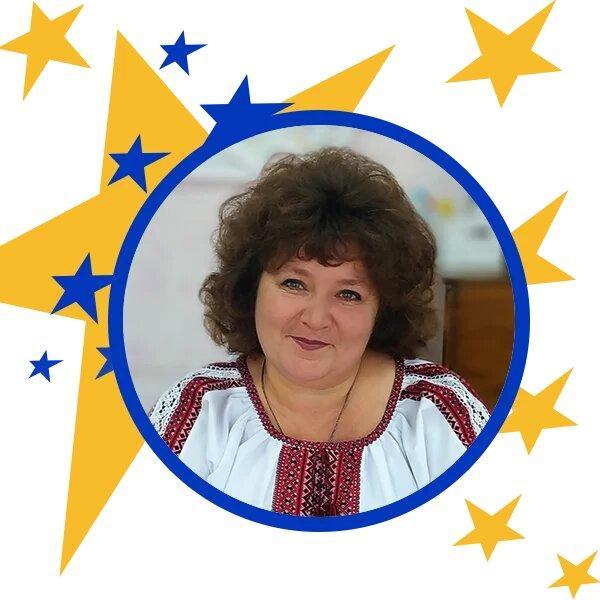 учитель Ирина Жукова из Темрюка
