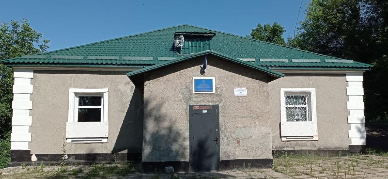 школа в Золотом на Луганщине