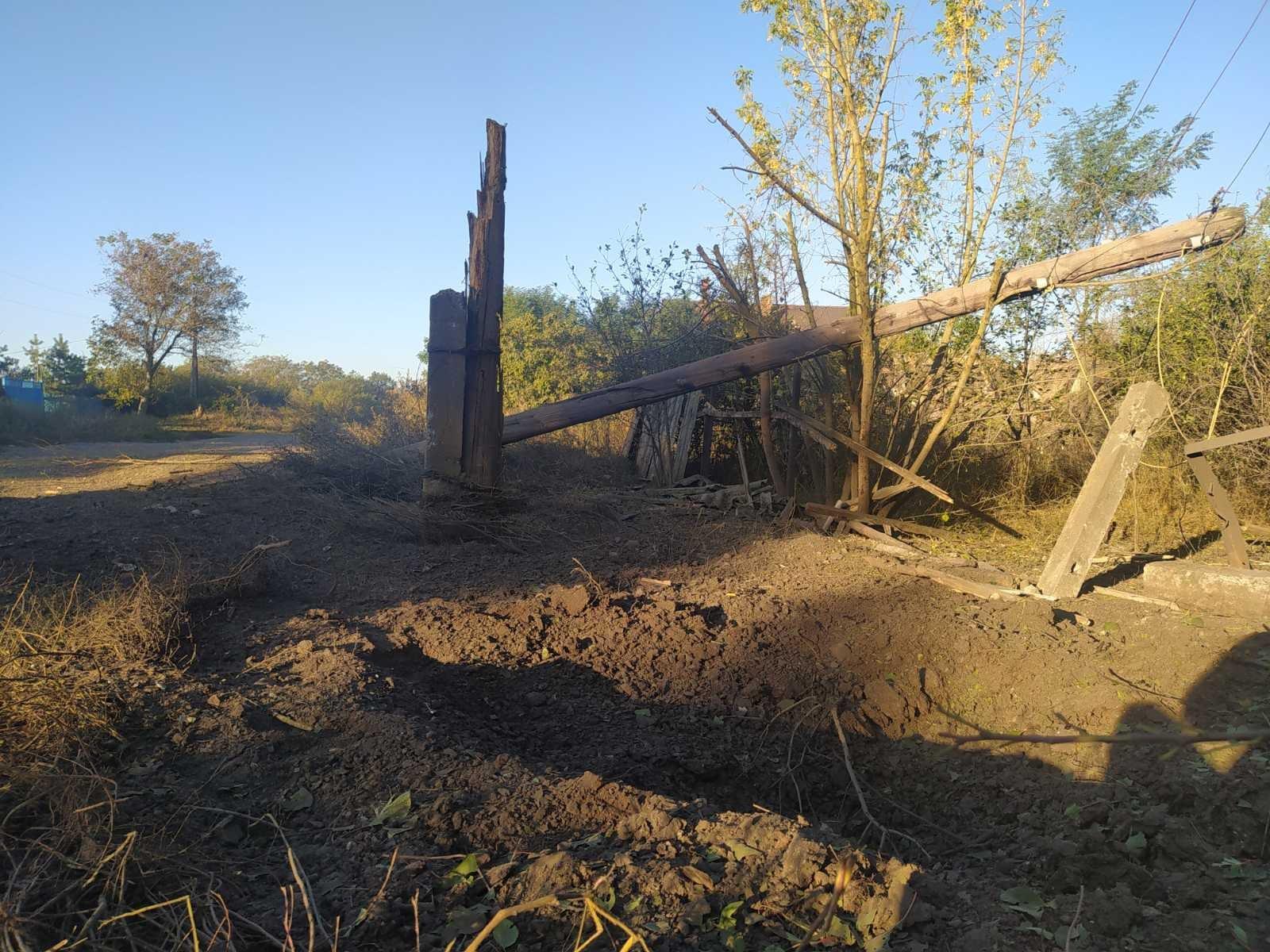 Боевики обстреляли Тарамчук