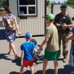 """23 вересня на Донбасі працює лише КПВВ """"Станиця Луганська"""""""