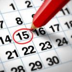 15 вересня: свята і події. Що відбулося цього дня в минулому