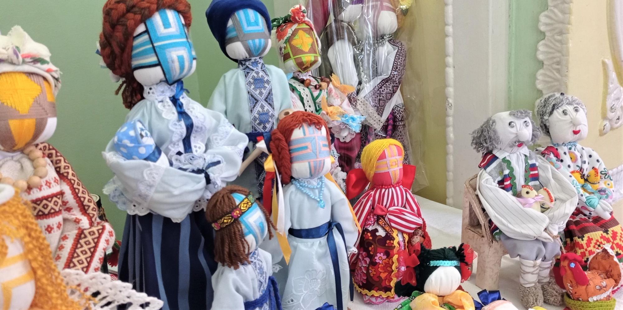 ляльки-мотанки в Нью-Йорку