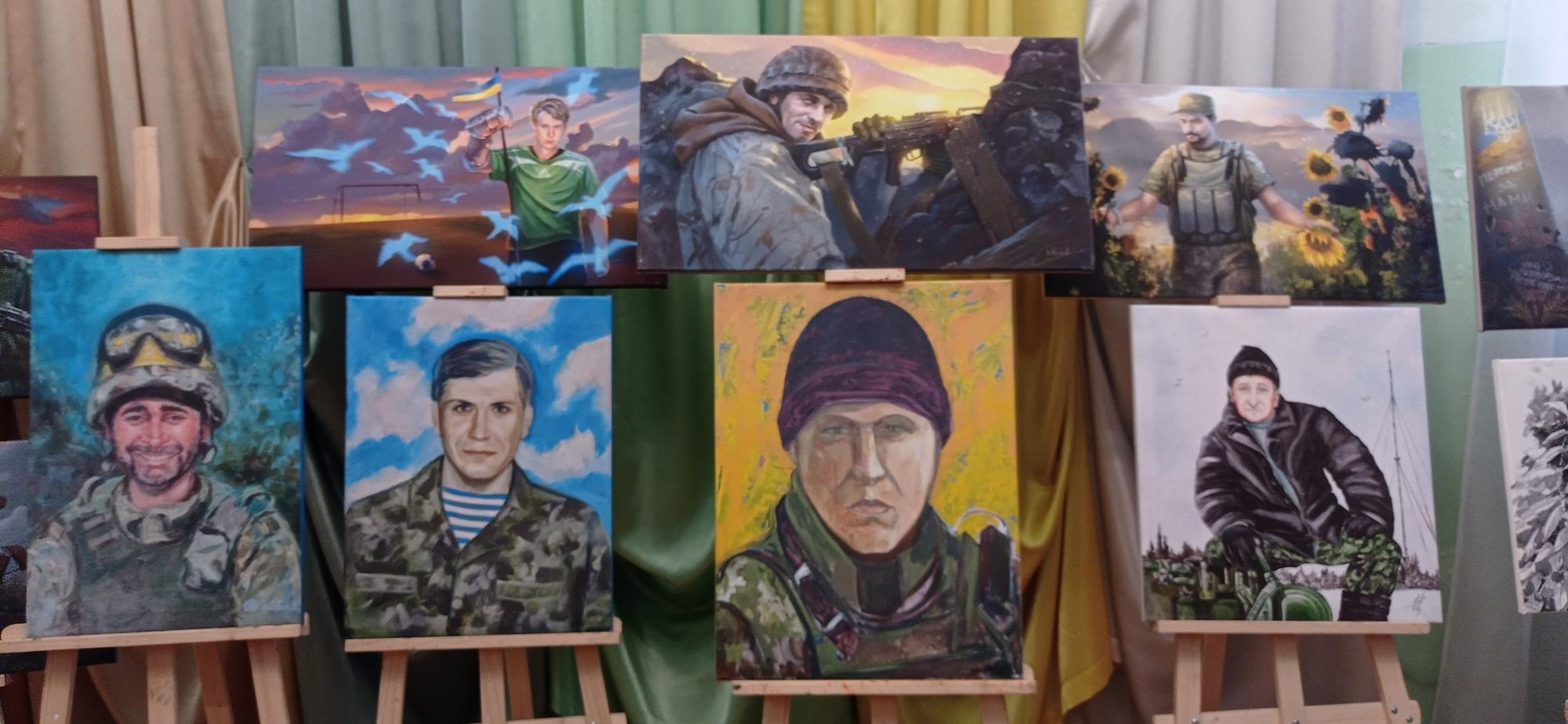 українські захисники ветерани АТО ООС з Донецькоїї області