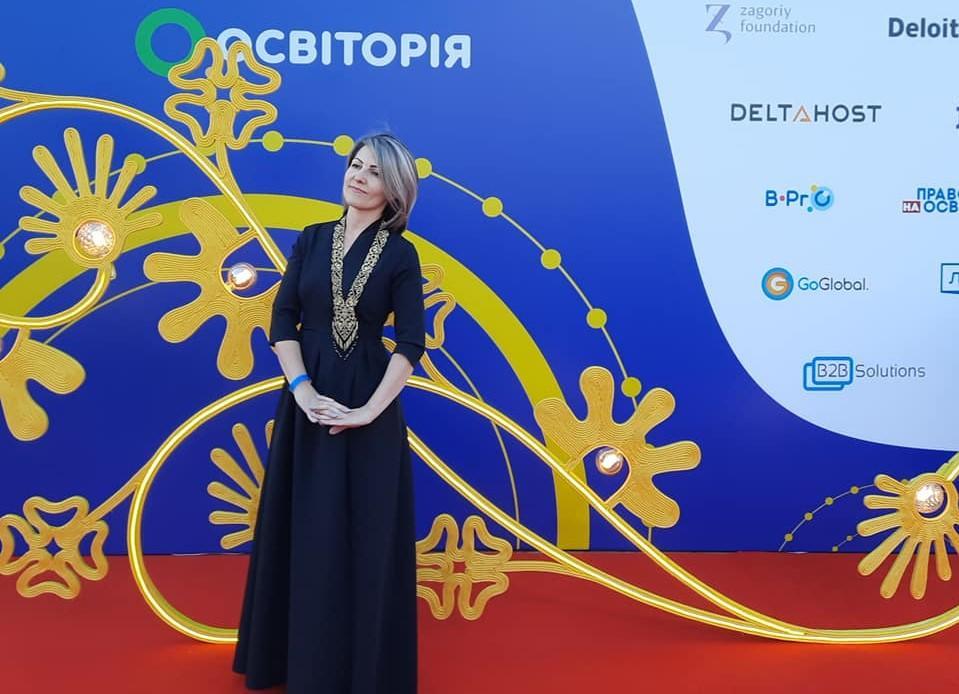 Номінантка всеукраїнської освітньої премії — про учнів, батьків та роботу поруч з війною