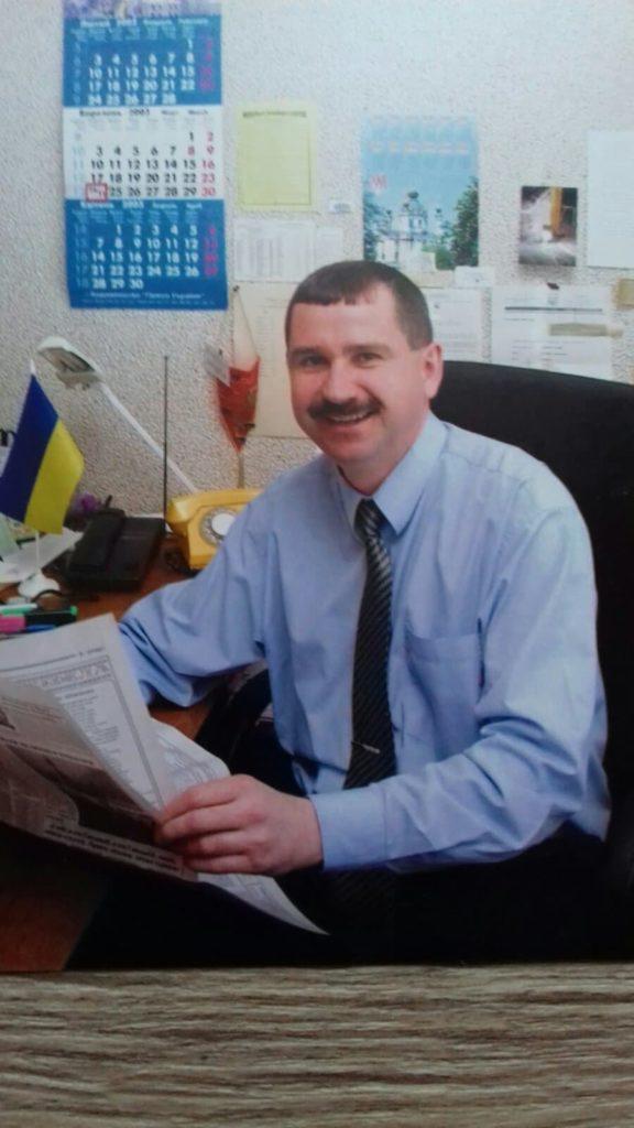 Ігор Зоц у Донецьку