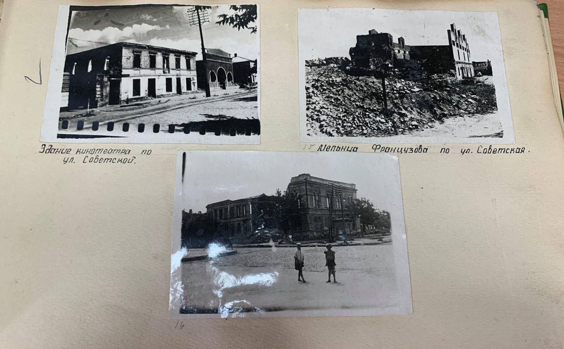фотографії Бахмутського краєзнавчого музею