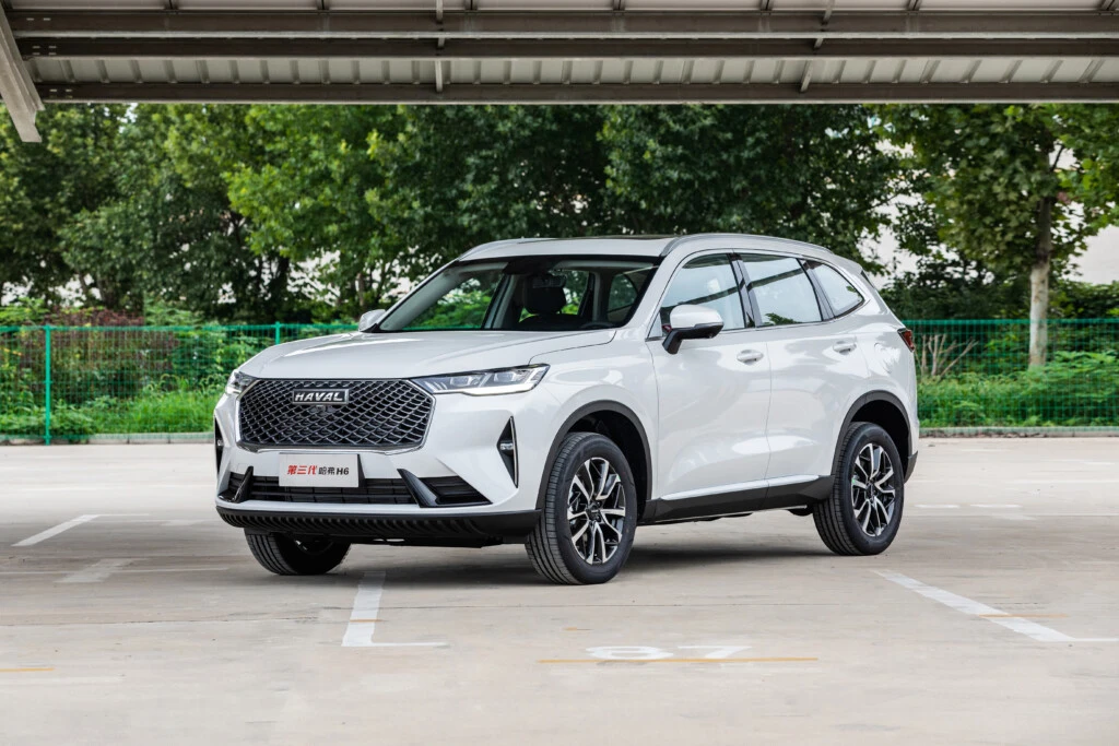 Great Wall HAVAL All New H6 Supreme