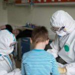 За день коронавірус підтвердили 90 дітям з Донеччини, —  обладміністрація