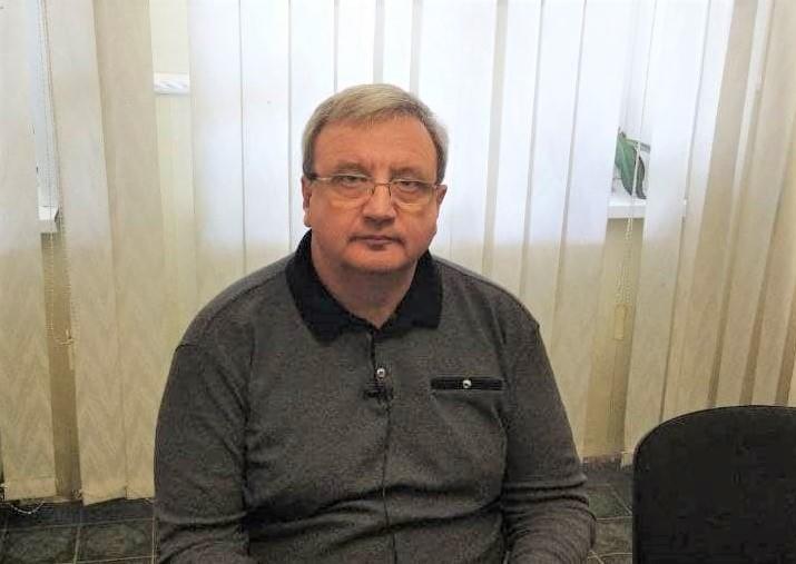 Юрій Бородін Покровськ